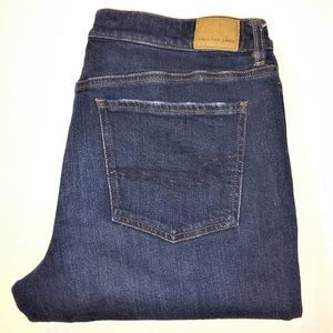 Womens American Eagle Outfitters Stretch Jeans 12